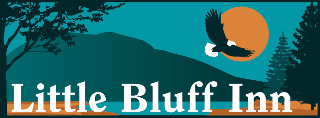 Little Bluff Inn Retina Logo